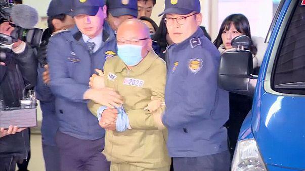 Volt minisztert vettek őrizetbe korrupció miatt Dél-Koreában