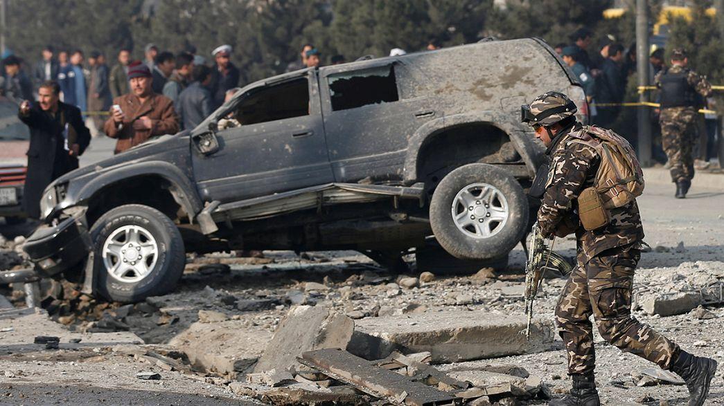 ثلاثة جرحى في انفجار استهدف نائبا أفغانيا في كابول