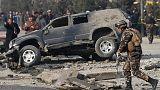 Pokolgépes merénylet Kabulban