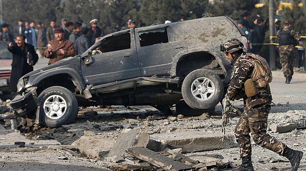 Un diputado afgano, herido en un atentado en Kabul