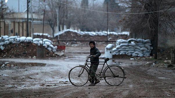 Putyin és Erdoğan közösen javasol tűzszünetet Szíriában