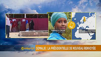 Somalia's Fadumo Dayib quits presidential race [The Morning Call]