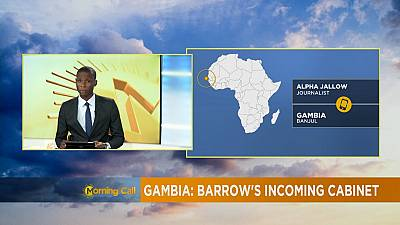 Gambia's Adama Barrow appoints experts [The Morning Call]