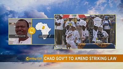 Chad amends law to curb strikes in public sector [The Grand Angle]
