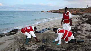 Libye : 11 corps de migrants retrouvés près de Tripoli