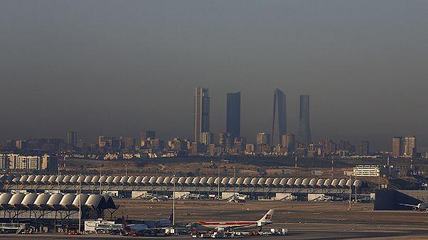 Ограничения на въезд автомобилей в центр Мадрида из-за загрязнения воздуха