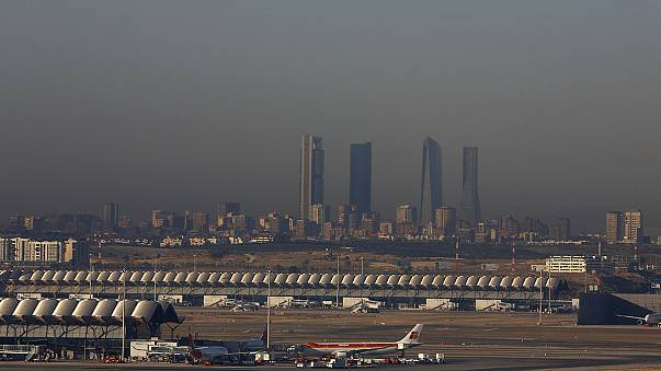 Madrid announces traffic restrictions as pollution levels rise