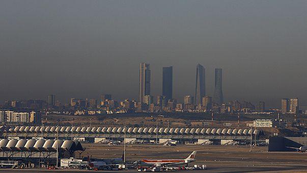 Espagne: journée de circulation alternée à Madrid