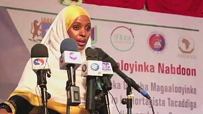 Somali youth brainstorm on tackling gender based violence