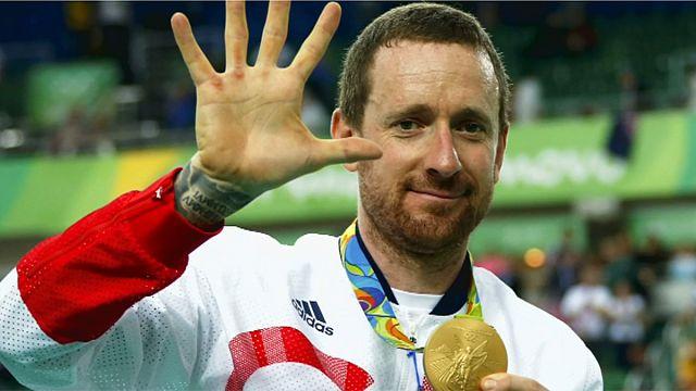 British cycling great Wiggins retires