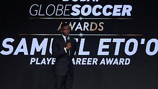 Deux africains récompensés aux Globe Soccer Awards
