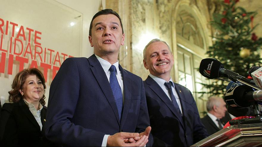 Romanian Social Democrats offer second nomination for prime minister