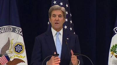 Proche-orient: John Kerry pour une solution à deux États