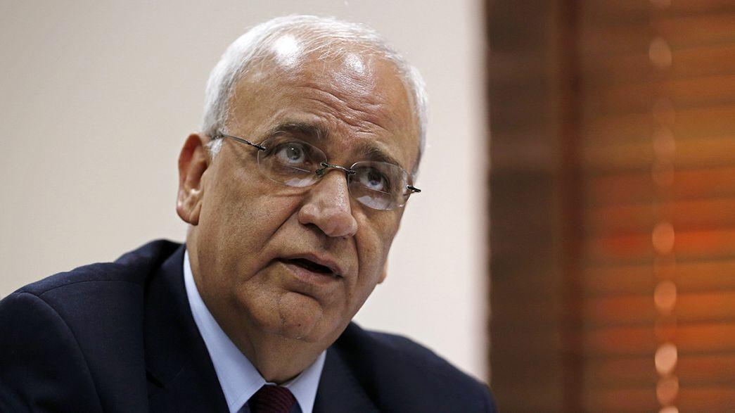 Palestinianos prontos para retomar negociações mas com condições