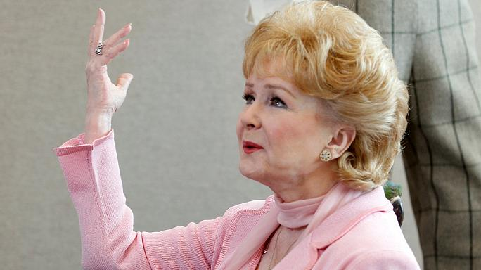 Fallece la actriz Debbie Reynolds, madre de Carrie Fisher