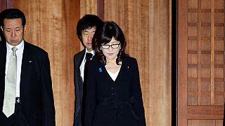 Pearl Harbor után a Jaszukuni-szentélyhez látogatott a japán védelmi miniszter