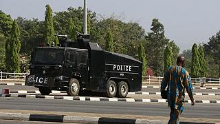 Nigerian police say they have foiled a separatist attack on Lagos bridge