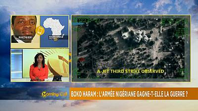 Boko haram : L'armée nigériane gagne-t-elle la guerre? [The Morning Call]