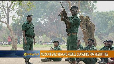 Mozambique : Cessez-le-feu des rebelles de la Renamo [The Morning Call]