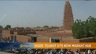 Niger's Agadez tourist site now migrant hub [Grand Angle]
