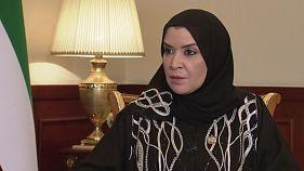 """Amal al-Qubaisi: """"No hay más brecha de género en los Emiratos Árabes"""""""