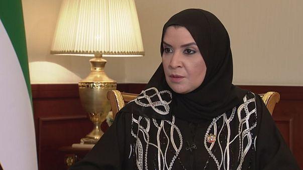 "Amal Al Qubaisi: ""Intesa comune tra UE-Emirati Arabi Uniti sulla lotta al terrorismo"""