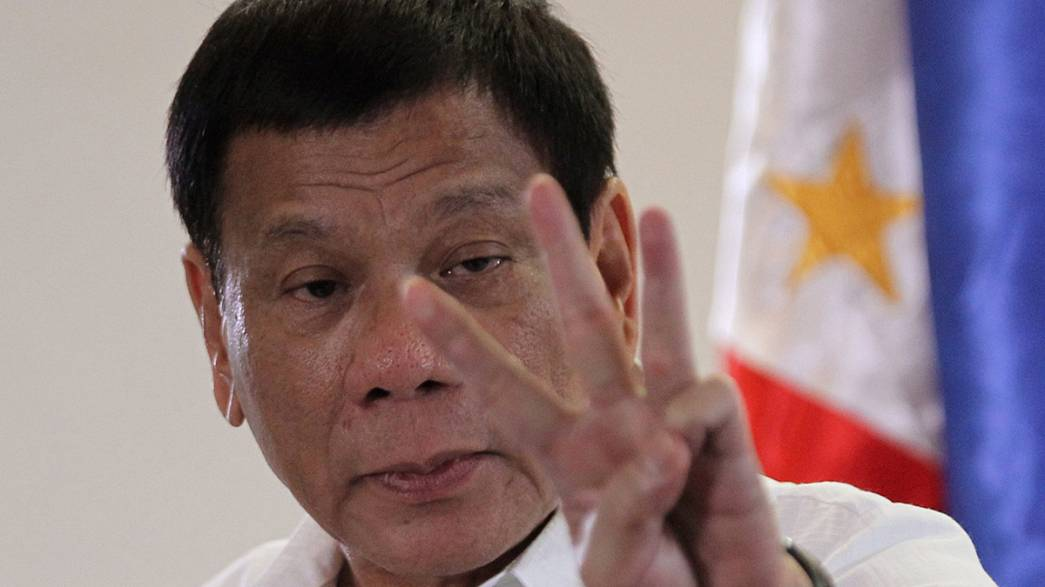 Philippines : Duterte veut emprisonner les enfants à partir de neuf ans