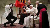 El Papa Francisco y el circo