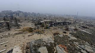 Russia and Turkey announce Syrian ceasefire without extremist groups