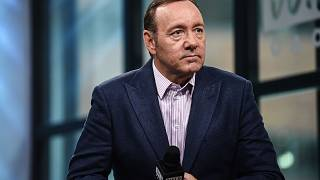 """Image: Build Presents Kevin Spacey Discussing His New Play """"Clarence Darrow"""