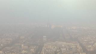 Smog levels drop in Madrid amid unprecedented traffic restrictions