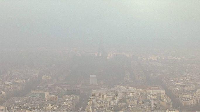 Smog levels drop in Madrid amid unprecedented traffic restrictions