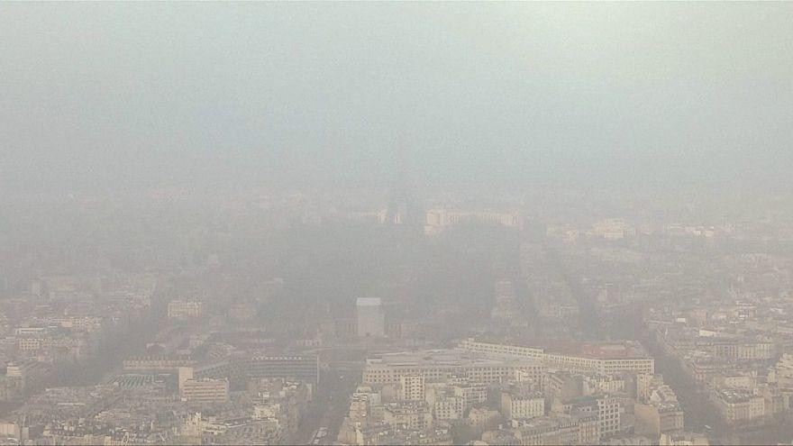 Madrid'de hava kirliliğine karşı tek-çift plaka uygulaması hayata geçirildi
