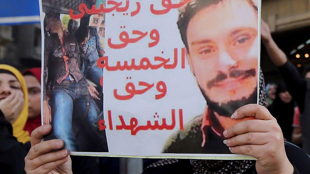"""Зверски убитого в Египте итальянского студента сдал полиции """"доброжелатель"""""""