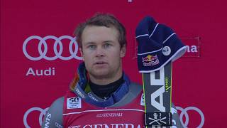 Pinturault matches French record of wins set by ski legend Killy