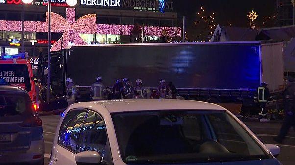 مرد مظنون به ارتباط با عامل حمله برلین آزاد شد