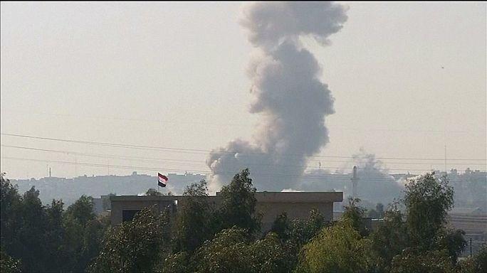 Se reanuda la ofensiva a Mosul