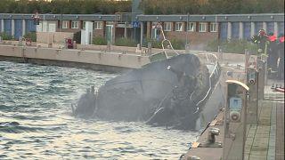 İtalya'daki bir teknede çıkan yangında 3 Alman vatandaşı hayatını kaybetti