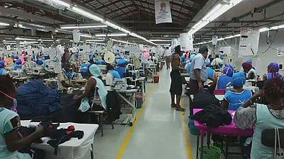 En Afrique, le secteur industriel se diversifie après une année 2016 difficile