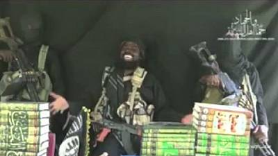 L'armée nigériane a réagi après la publication d'une nouvelle vidéo par Bok Haram