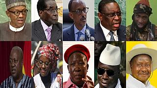 2016 Review: Top 10 African quotes - Buhari, Mugabe, Shekau, Malema et al.