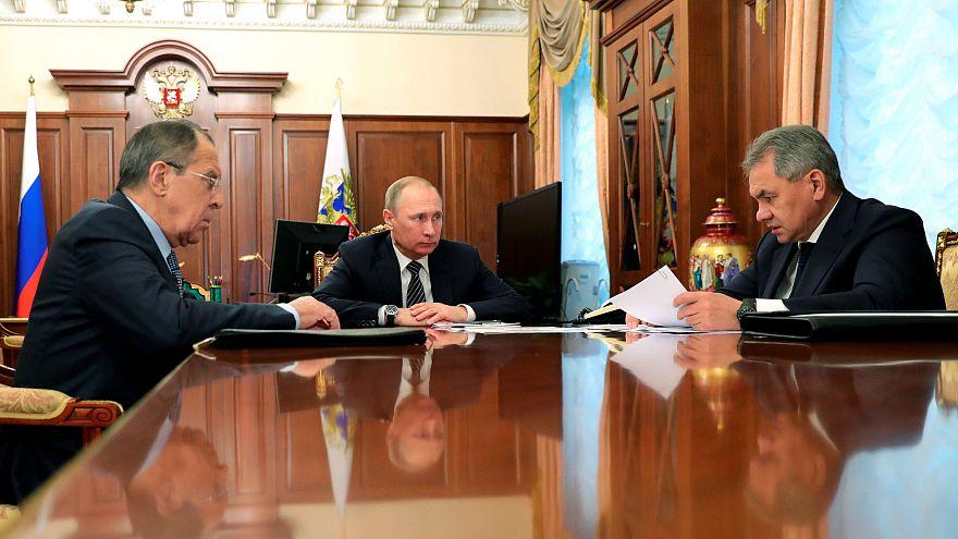 """Moscú califica de """"política exterior impredecible y agresiva"""" las nuevas sanciones de Washington"""