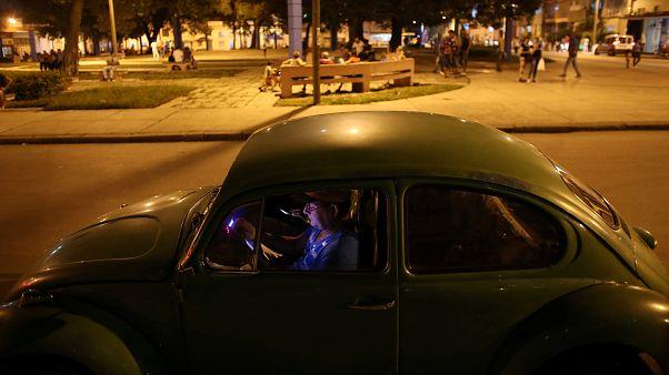 Internet à la maison, le joli Noël des soeurs cubaines
