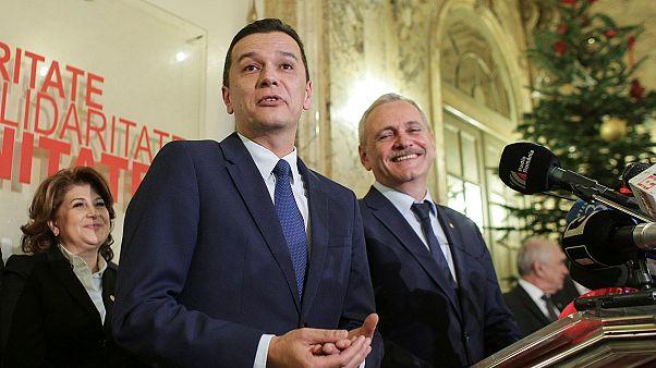 نخست وزیر جدید رومانی سوگند یاد کرد؛ گریندونو از حزب سوسیال دموکرات
