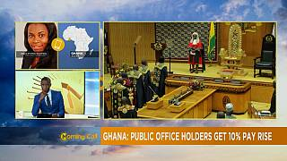 Ghana politicians to get a pay rise [The Morning Call]