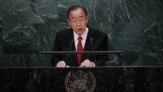 Ban Ki-Moon félicite Adama Barrow