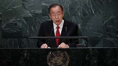 Gambia: Ban Ki-moon hails Barrow victory, electoral body offices reopened