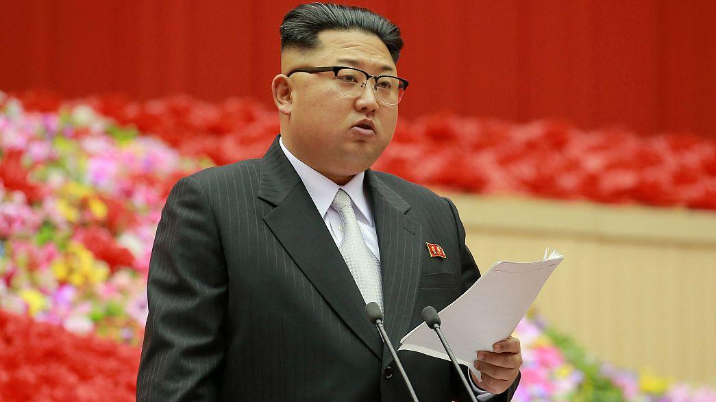Ким Чен Ын, казнивший 340 человек, появился на публике