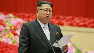 ظهور نادر لرئيس كوريا الشمالية كيم جونغ أون