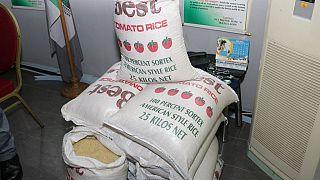 Nigeria : pas de riz en plastique en circulation, mais du riz ''contaminé''